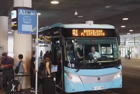 Dubai Airport Bus
